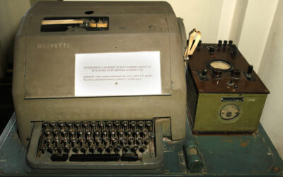 From teleprinter to simultaneous remote interpreting: a brief history.