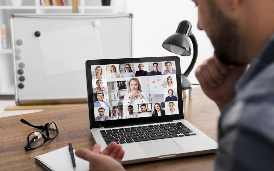 All you need is Rafiky web conferencing software!