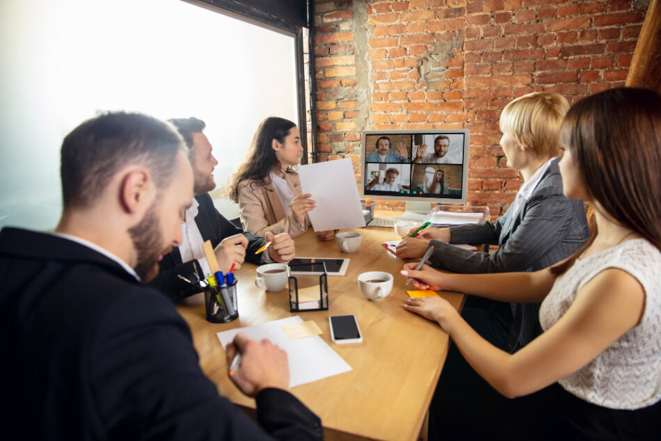 Habemus hybrid events, and remote interpreting for videoconferencing